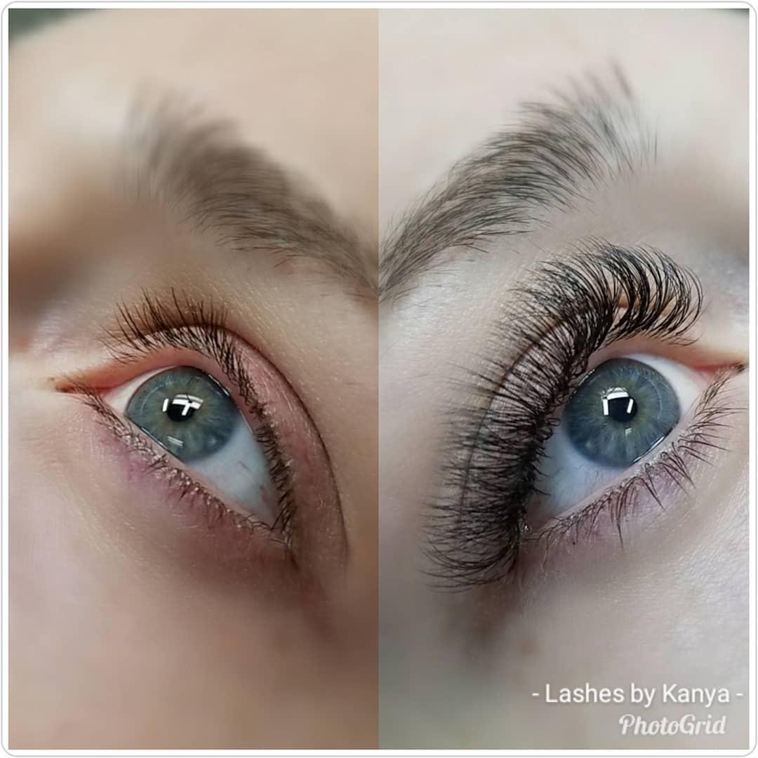 Novalash Eyelashs Eyelash Extensionsvolume